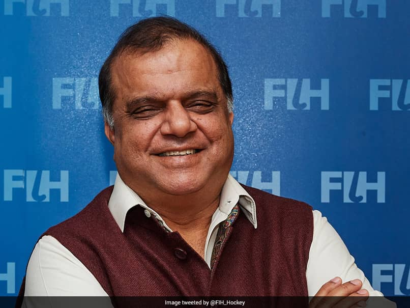 Narinder Batra Re-Elected As International Hockey Federation President For A Second Term