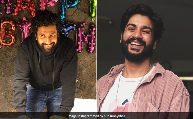 Just A Glimpse Of Vicky Kaushal On His Birthday. Courtesy, Brother Sunny Kaushal