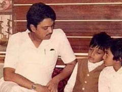 """On Dad Vilasrao Deshmukh's Birth Anniversary, Riteish Writes, """"Missing You Is A Heartache That Never Goes Away"""""""