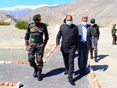 China Boosting Infra In Tibet: Himachal Chief Minister After Border Visit