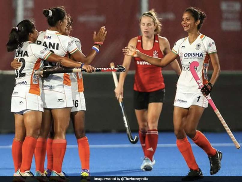 """""""Tech-Savvy"""" Indian Womens Hockey Team Aiming To Peak At Right Time Before Tokyo Games, Says Midfielder Monika"""