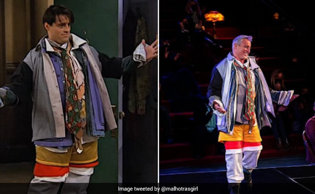 """F.R.I.E.N.D.S Reunion – """"Could He Be Wearing Anymore Clothes?"""": The Internet Can't Get Enough Of Joey (Matt LeBlanc) Being Joey"""