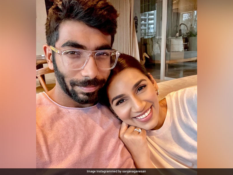 """Jasprit Bumrah Recalls """"The Best Day"""" Of His Life While Revisiting Insta Memories With Wife Sanjana Ganesan. Watch"""