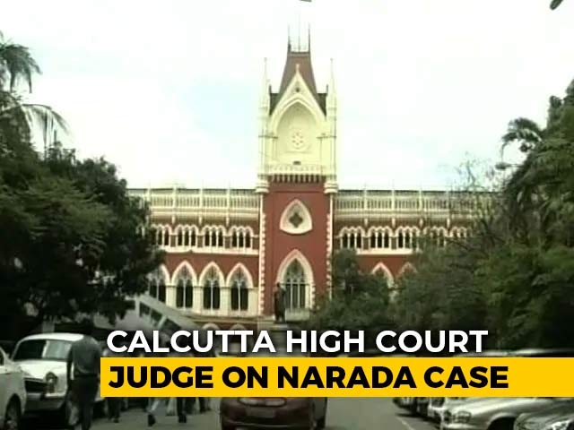 """Video : """"We've Been Reduced To A Mockery"""": Judge Questions Narada Case Decisions"""