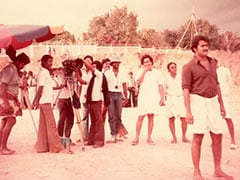 Mohanlal, Mani Ratnam And Sukumaran In A Vintage Pic From 1984