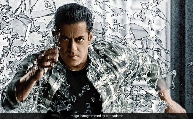 Radhe Review: Salman Khan Does Everything Fans Expect Including Shedding His Shirt