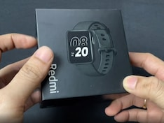 Redmi Watch Unboxing And First Impressions: Watch Out for This!