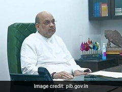 Amit Shah Reviews Cyclone Tauktae Preparedness