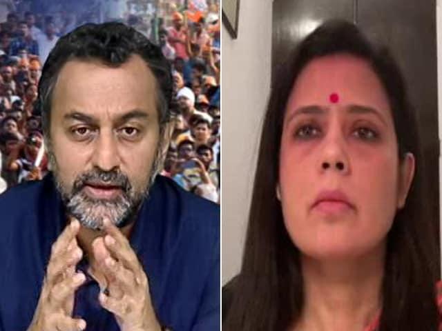"""Video : Mamata Banerjee """"Fought Like Tigress"""": Trinamool Leader Mahua Moitra"""