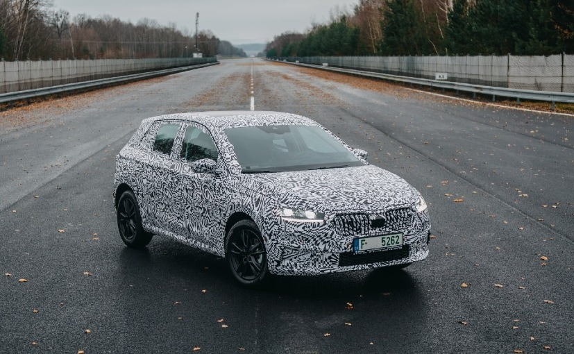 Skoda Auto will reveal the new-gen Fabia on May 4, 2021