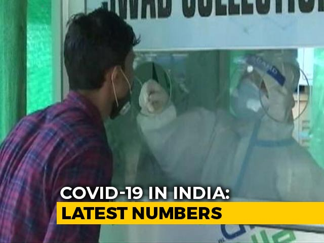 Video : 2.59 Lakh Fresh Covid Cases, India's Highest Daily Testing (20.61 Lakh)