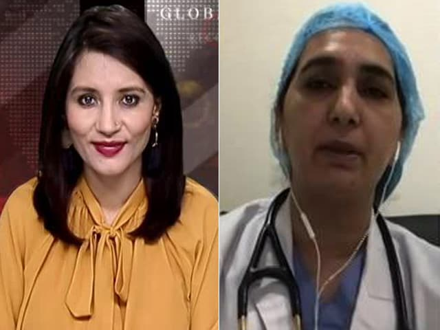 Video : 1st Covid Patient Treated With 'Monoclonal Antibody Cocktail' In India Discharged