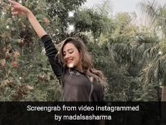 मिथुन चक्रवर्ती की बहू Madalsa Sharma ने अंग्रेजी बीट पर किया धमाकेदार डांस, Video Viral