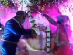 Watch: Bride, Groom's Social Distancing Twist To Wedding In Covid Times