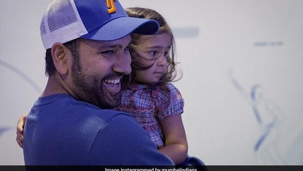 Samaira Bakes Cookies: Cricketer Rohit Sharma's Daughter Samaira Bakes Bookies To Celebrate Papa's Victory, See Pics