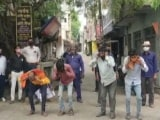 Video : Madhya Pradesh Covid Curfew Violators Made To Do Exercises