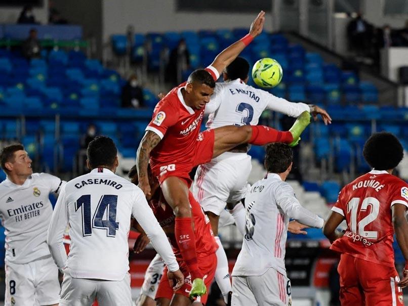 La Liga: Real Madrid Strike Late But Title Hopes Hit By Dramatic Sevilla Draw
