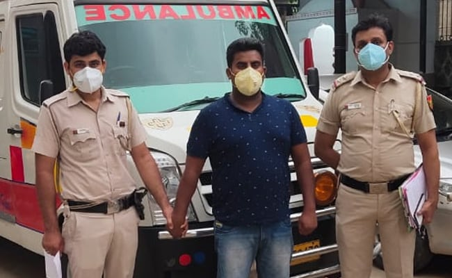Ambulance Charges Rs 1.2 Lakh For Carrying Patient 350 Km, 1 Arrested