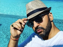 COVID-Positive Raj Kundra Spreads Cheer On Instagram With Throwback Video