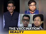 Video: Anti-Covid Vaccinations Alarmingly Behind Schedule