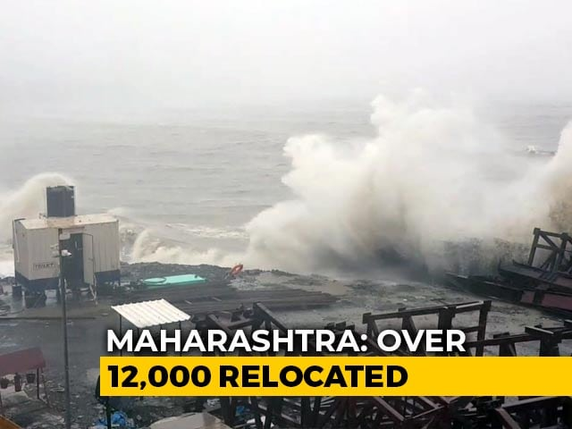 Video : Cyclone Tauktae Brings Strong Winds, Rain In Mumbai: NDTV Ground Report