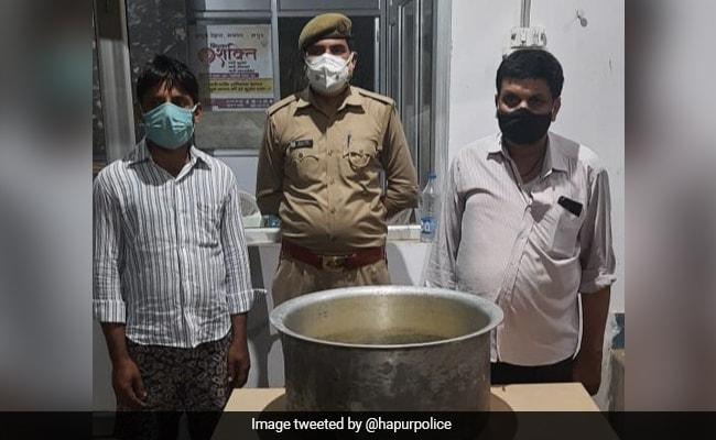 Why Police In Uttar Pradesh Seized 20 Kilograms Of Rasgullas