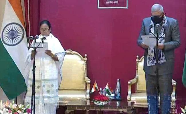 Mamata Banerjee takes oath as West Bengal Chief Minister – पश्चिम बंगाल : ममता बनर्जी ने तीसरी बार मुख्यमंत्री पद की शपथ ली