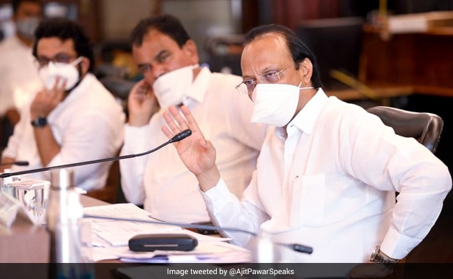 Company Linked To NCP's Ajit Pawar Named In Maharashtra Bank Scam Case