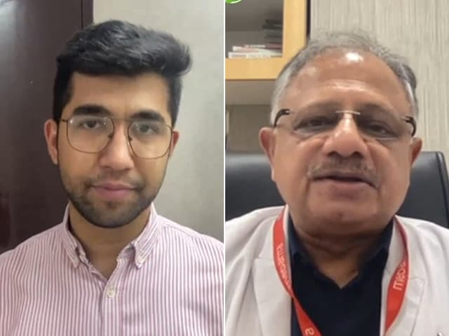 Video : COVID Vaccine FAQs: Keep A Gap Of 6-8 Weeks Between Two Doses, Says Dr Yatin Mehta, Medanta