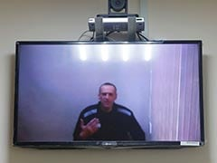 """""""Bizzare Situation"""": Alexei Navalny Complains To Russian Court Over Prison Conditions"""