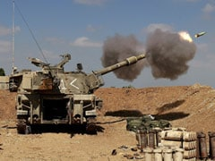 France Files Israel-Gaza Ceasefire Resolution At UN