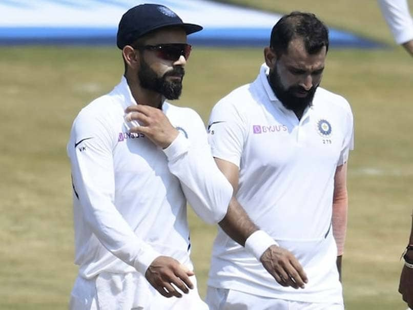 """Virat Kohli """"Has No Airs About Himself, Behaves As If Hes Our Childhood Friend,"""" Says Mohammed Shami"""