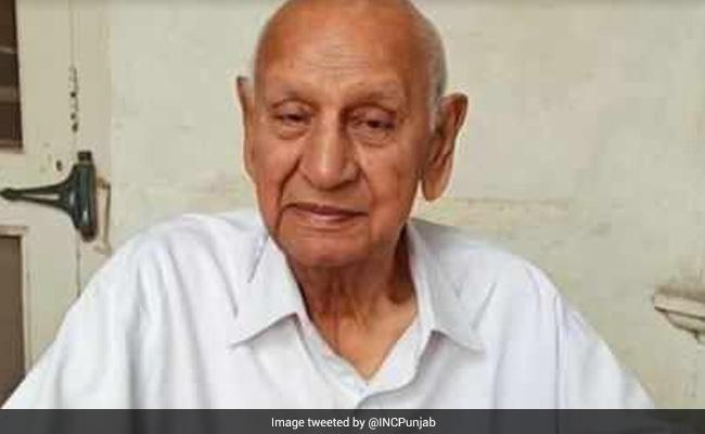 पंजाबःअमृतसर से छह बार सांसद रहे रघुनंदन लाल भाटिया का निधन