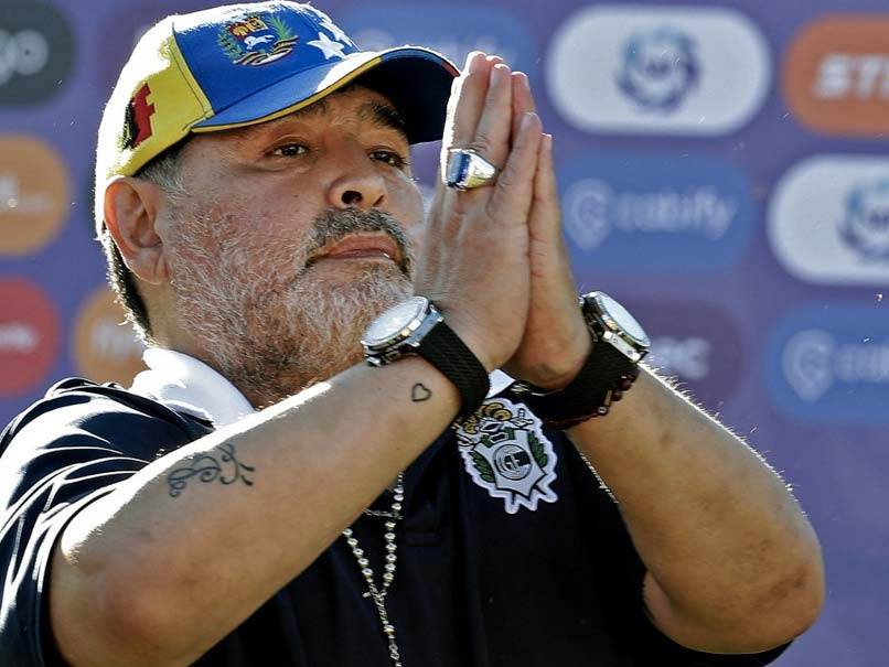 "Lawyer For Nurse Suspected In Maradona Death Says Doctors ""Killed"" Him"