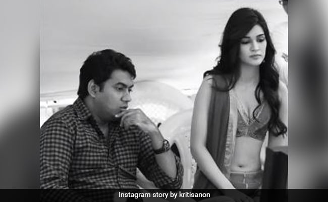 Trending: Kriti Sanon's Pic From Heropanti Audition