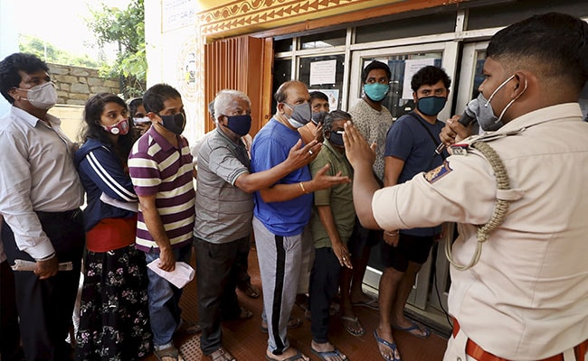 39,510 Fresh Covid Cases In Karnataka Today, Bengaluru Reports 15,879