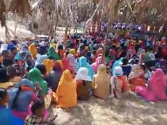 Video: Prayer Meet In Andhra Pradesh, Violating Lockdown, Stopped By Cops