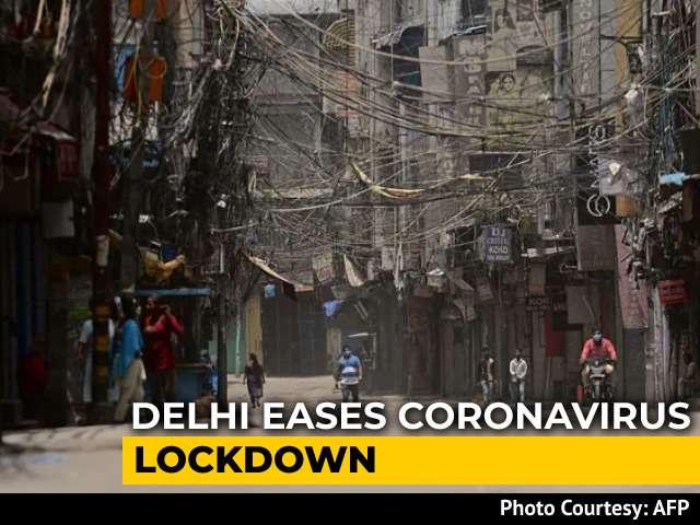 Video : Delhi Restrictions Extended Till June 7, Rules Eased For Some Businesses