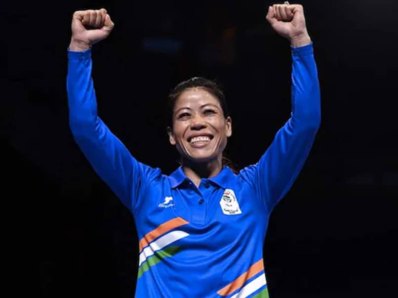 Indias Olympic-Bound Boxers Mary Kom, Lovlina Borgohain Receive First Dose Of COVID-19 Vaccine