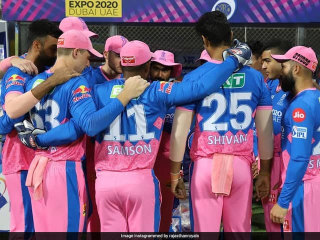 """Complete Chaos"": RR Management On What Happened After IPL Postponement"