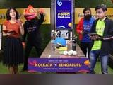 Video : Kolkata vs Bengaluru Fantasy Tips & Predictions | The Fantasy Gully Show