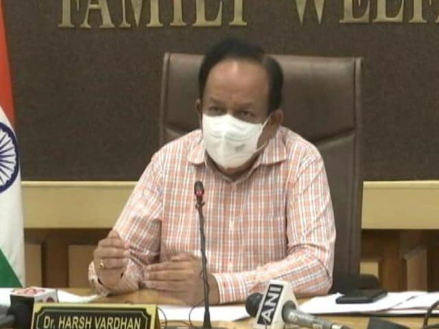 """Video : """"Clarification Not Enough"""": Health Minister To Ramdev Over Allopathy Row"""