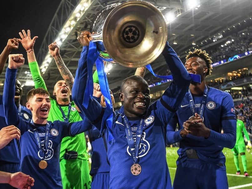 NGolo Kante Is Best Midfielder In The World, Says Cesar Azpilicueta After Chelseas Champions League Win