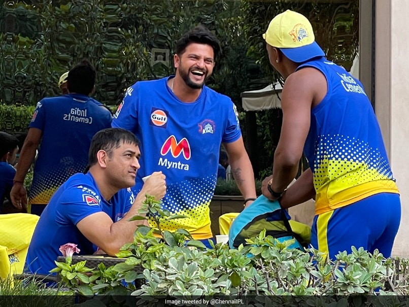 International Tea Day: MS Dhoni, Suresh Raina And Dwayne Bravo Star In Chennai Super Kings Post