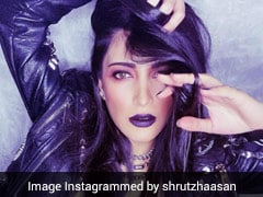Shruti Haasan Aces All-Goth Fashion Looks Like An Absolute Pro