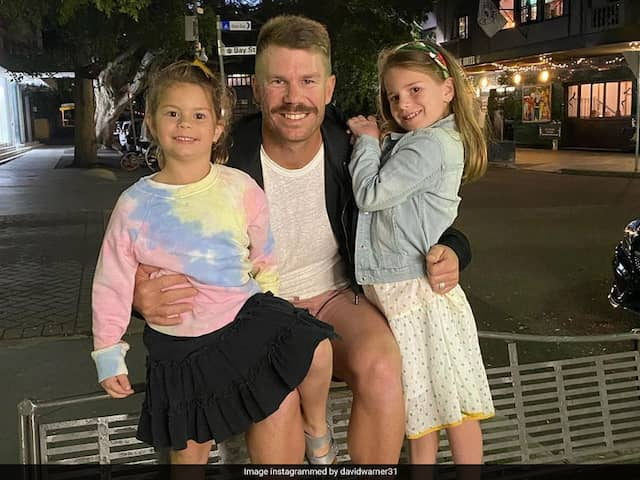 David Warner Shares Photo Of Daughter Indis School Project On Instagram