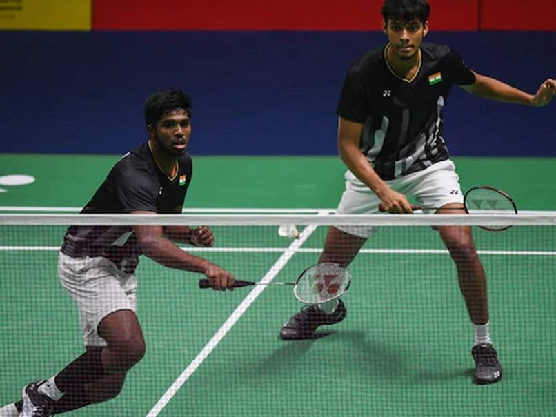 Indian Badminton Player Chirag Shetty Receives First Dose Of COVID-19 Vaccine