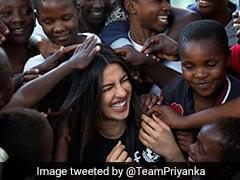 On World Laughter Day, Priyanka Chopra's ''Moments Of Joy''