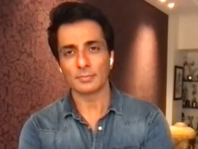 Video : Sonu Sood Shares An Incident That Broke His Heart