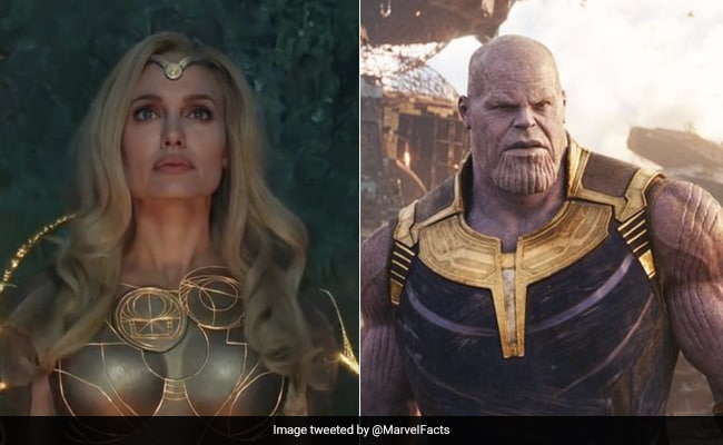 Eternals Trailer: So, Where Were You During The Thanos Finger Snap? The Eternals Were...